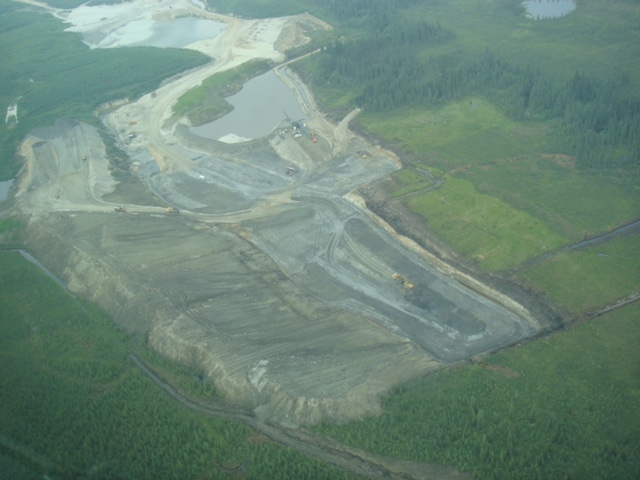 Placer Mining Process